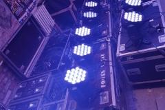 Parduodamos naudotas judančios GLP galvos impression X4 LED